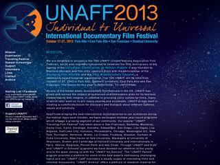 United Nations Association Film Festival