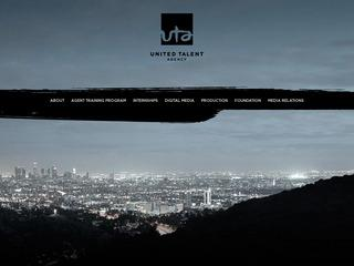 UTA – United Talent Agency
