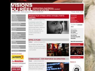 Visions du Reel Nyon International Documentary Film Festival