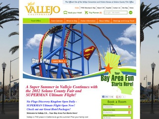 Vallejo – Solano County Film Office