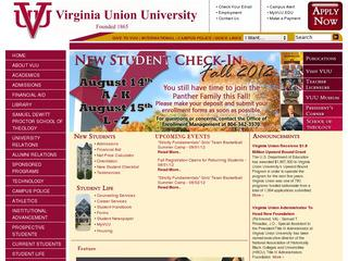 Virginia Union University: Special Collections and Archives