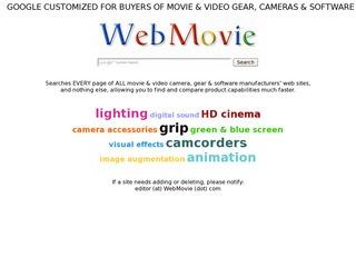 WebMovie – web guide for movie producers