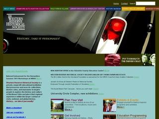 Western Reserve Historical Society [NE Ohio]