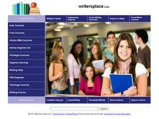 WritersPlace