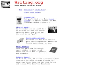 Writing.org