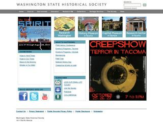 Washington State Historical Society: Special Collections