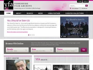 Yorkshire Film Archive (U.K.)